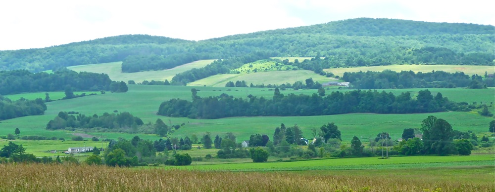 Cooperstown NY countryside