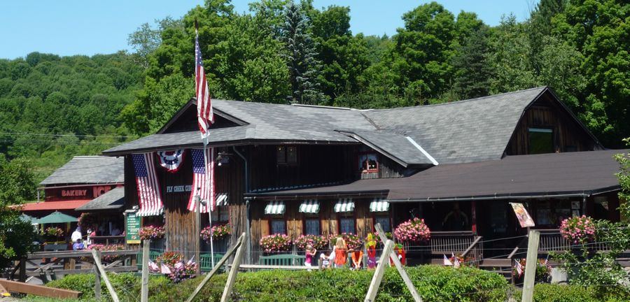 Fly Creek Cider Mill, Fly Creek NY