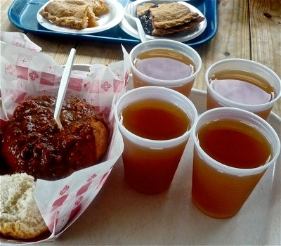 Fly Creek Cider Mill food and drink