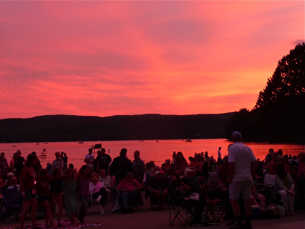 Glimerglass State Park 4th of July fireworks and free concert