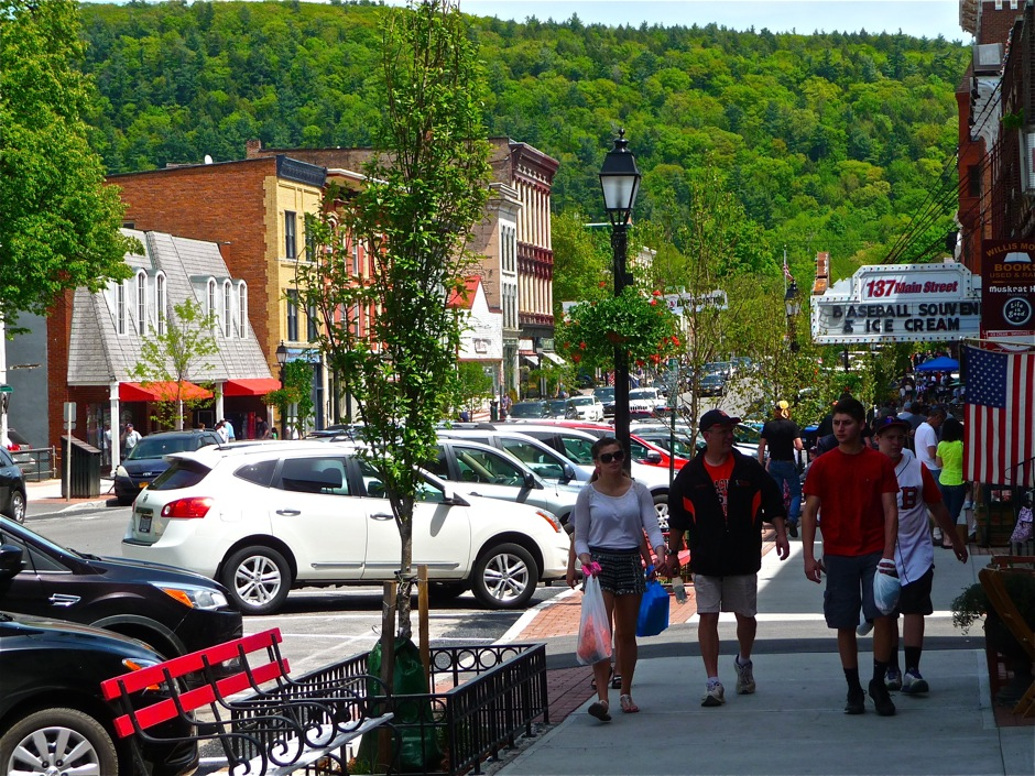 Village of Cooperstown NY- Main St.