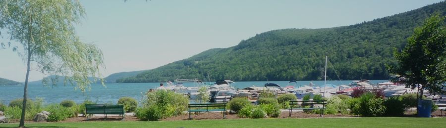 Lakefront Park photo in Cooperstown NY