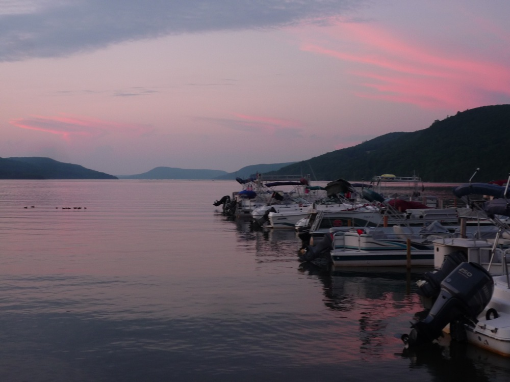 Peaceful views in Cooperstown NY